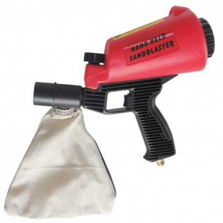 Pistol sablare manual, 0.9l