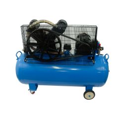 Compresor de aer industrial 200l, 4kW, 10bar