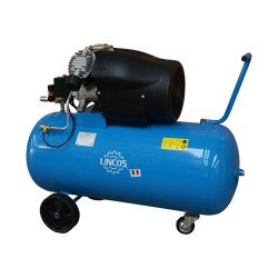 Compresor industrial 100l, 2.2kW, 8bar