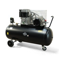 Compresor industrial 200l, 4kW, 10bar