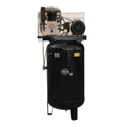 Compresor aer vertical industrial 270l, 5.5kW, 10bar